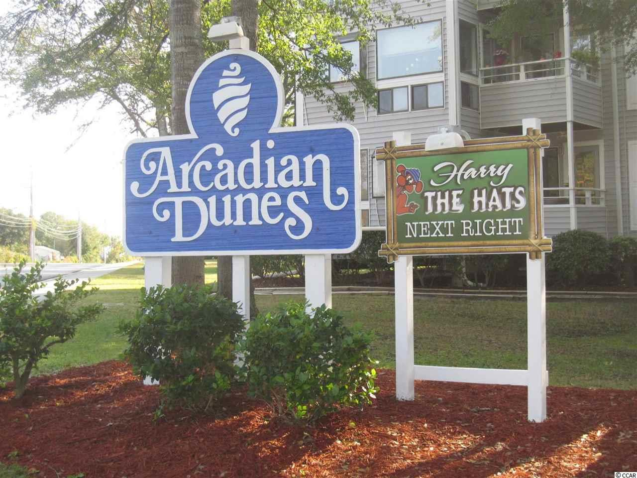 Check out this 2 bedroom condo at  Arcadian Dunes #13