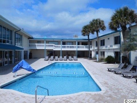 Have you seen this  Poolside property for sale in Pawleys Island