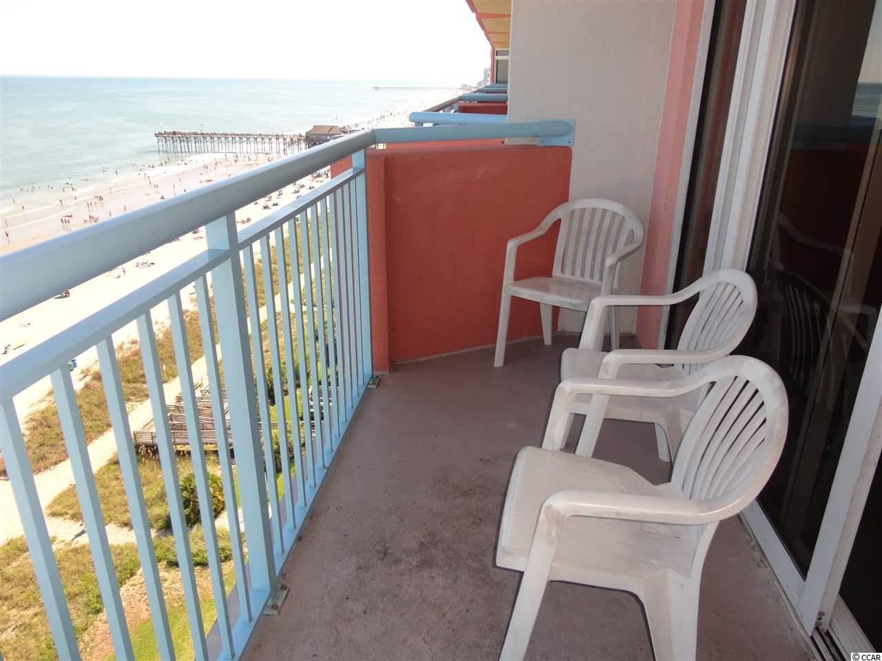 Roxanne Towers condo at 1604 N Ocean Blvd for sale. 1712133