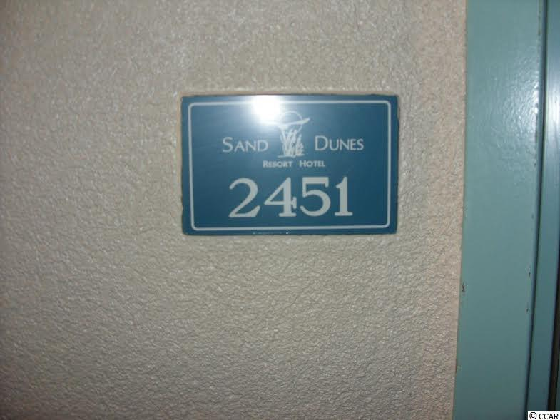 Check out this 2 bedroom condo at  Sand Dunes Ph II