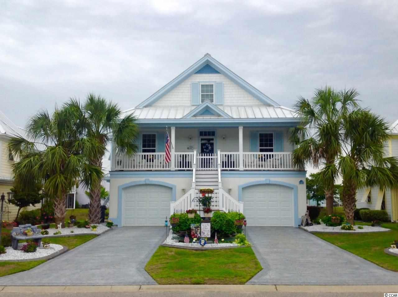Single Family Home for Sale at 117 Georges Bay Road 117 Georges Bay Road Surfside Beach, South Carolina 29575 United States