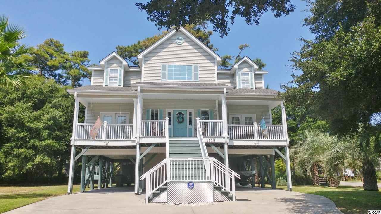 1518 Palmetto Drive, Surfside Beach, SC 29575