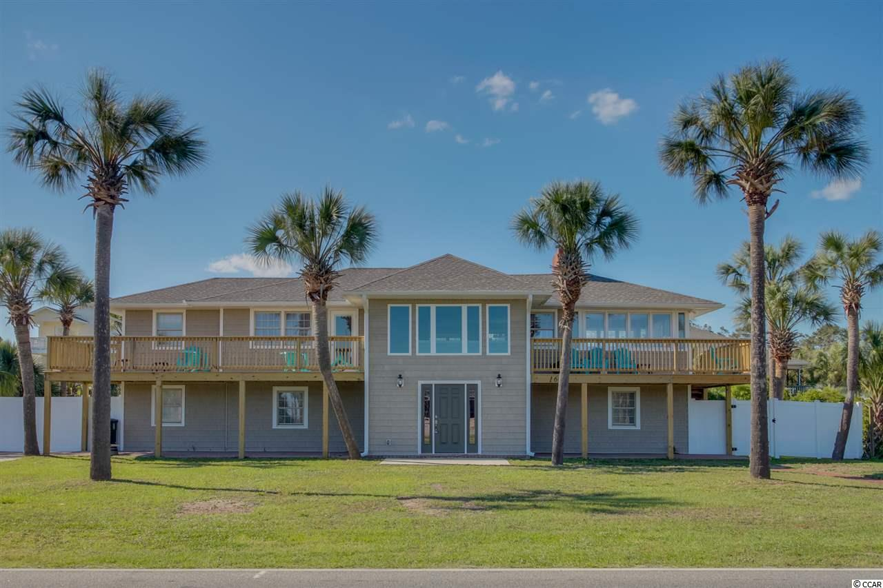 Single Family Home for Sale at 1603 N Ocean Blvd 1603 N Ocean Blvd North Myrtle Beach, South Carolina 29582 United States