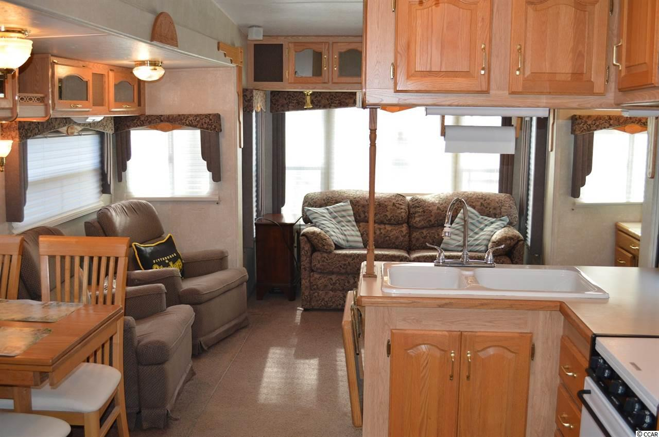 Real estate listing at  Myrtle Beach RV Resort with a price of $49,900