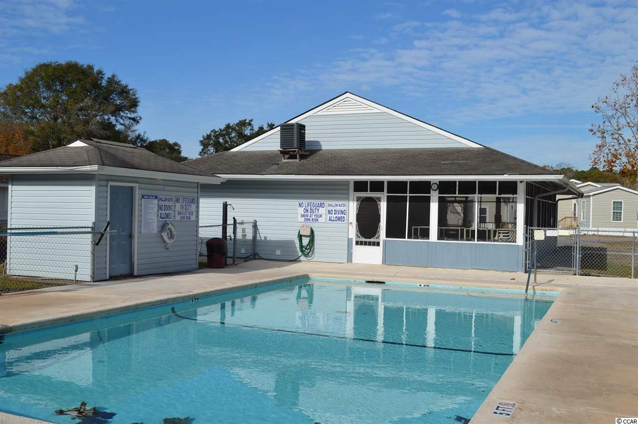house at  Myrtle Beach RV Resort for $49,900