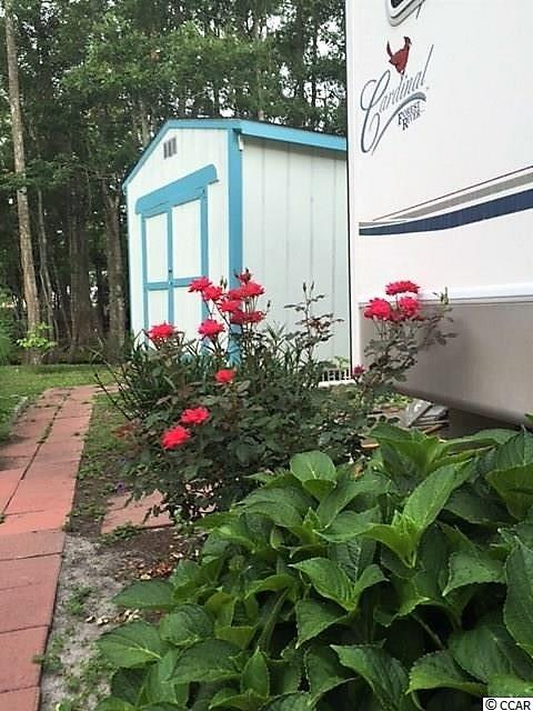 Interested in this  house for $49,900 at  Myrtle Beach RV Resort is currently for sale