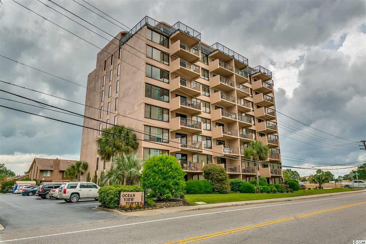 1712593 Ocean View Tower 1 OCEAN VIEW TOWE condo for sale – Myrtle Beach Real Estate