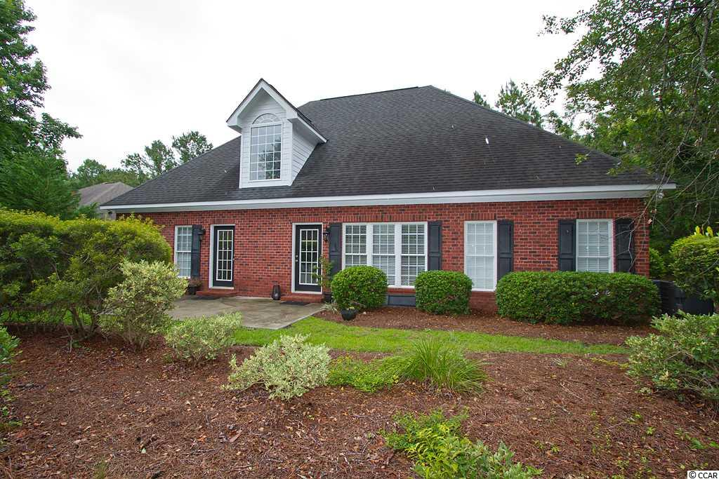 Contact your Realtor for this 4 bedroom house for sale at  Pawleys Plantation