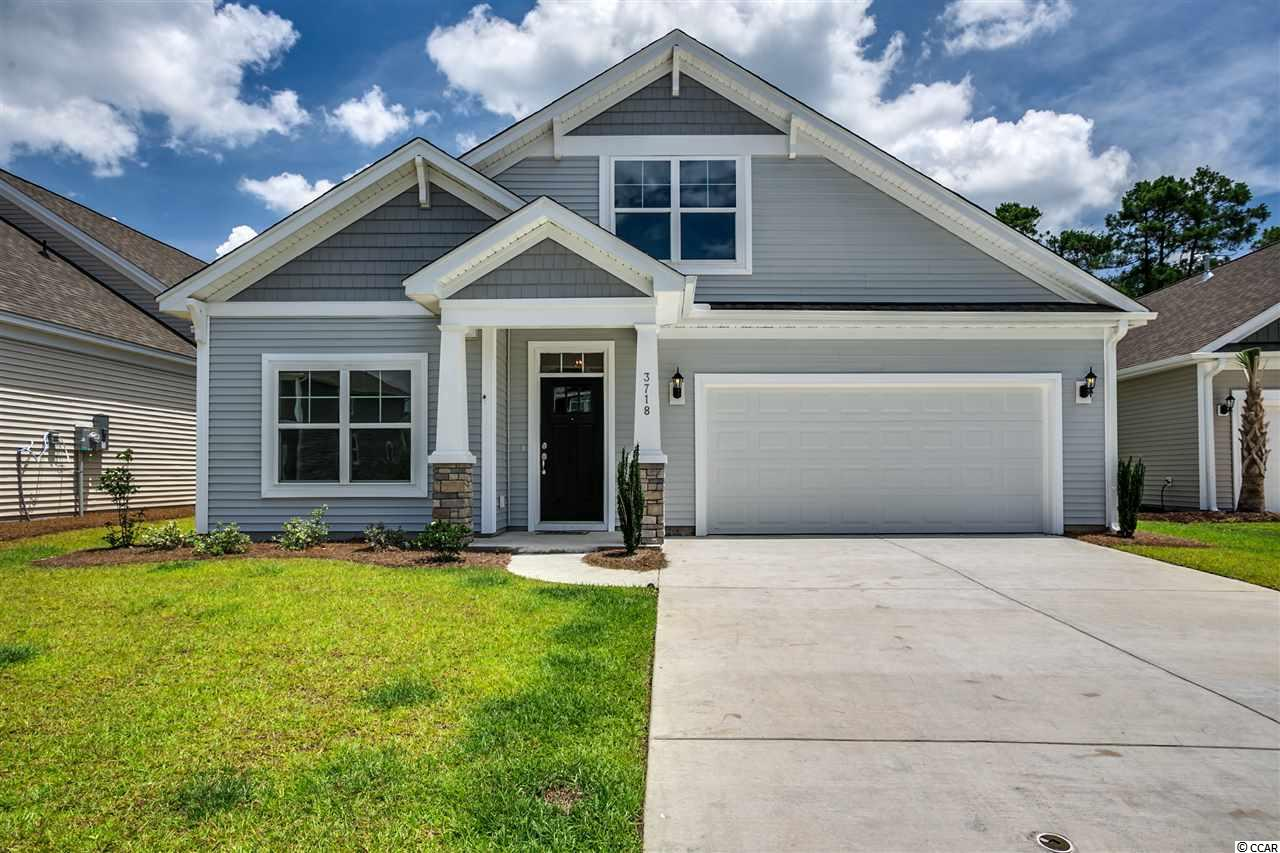 Detached MLS:1712659   3718 White Wing Circle Myrtle Beach SC