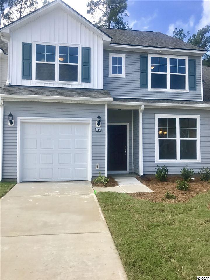 Townhouse MLS:1712740 Beacon Townes  315 Bulkhead Bend Carolina Shores NC
