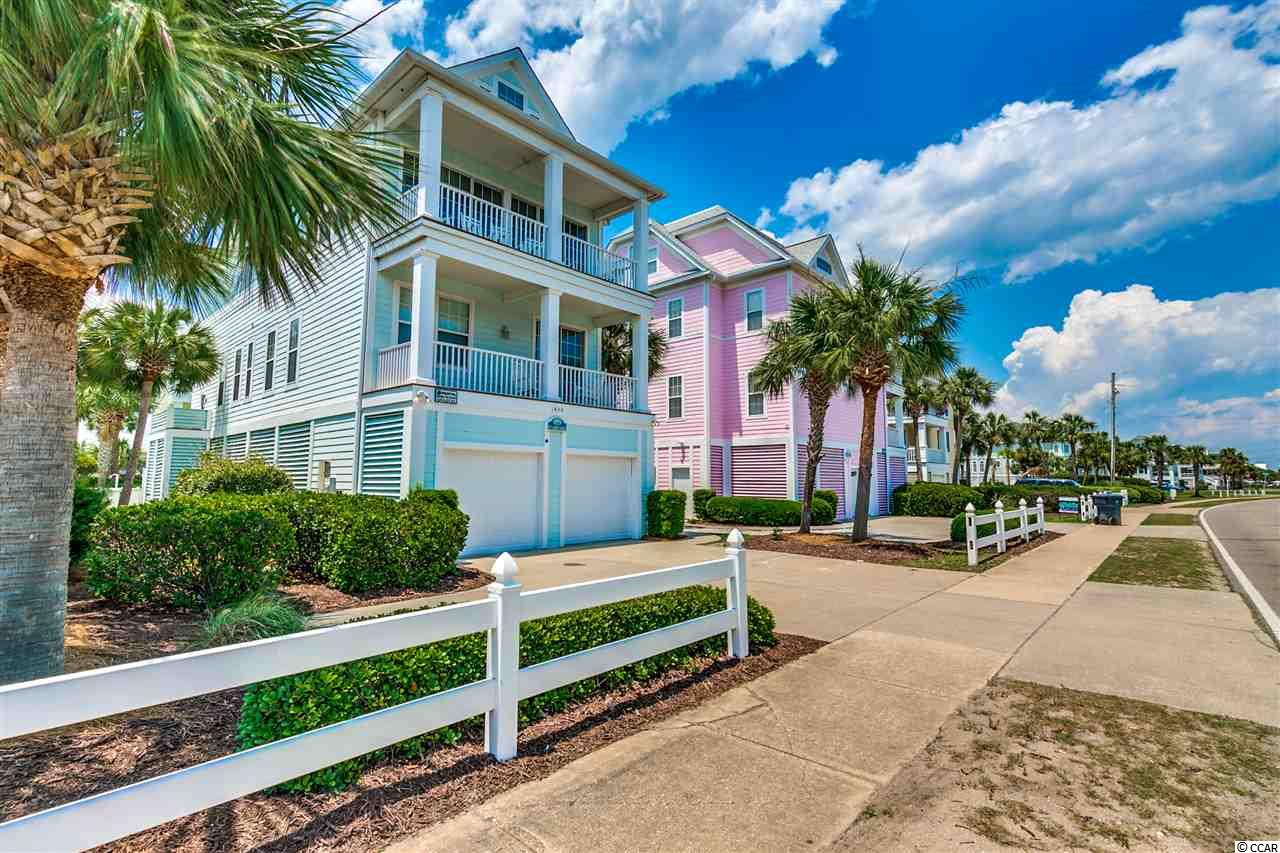 Single Family Home for Sale at 1456 S Waccamaw Drive 1456 S Waccamaw Drive Garden City Beach, South Carolina 29576 United States