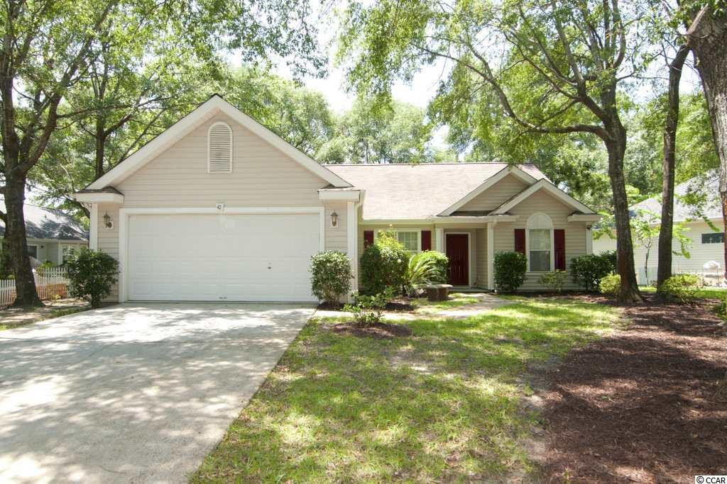 Ranch for Sale at 42 Cruz Bay Place 42 Cruz Bay Place Pawleys Island, South Carolina 29585 United States