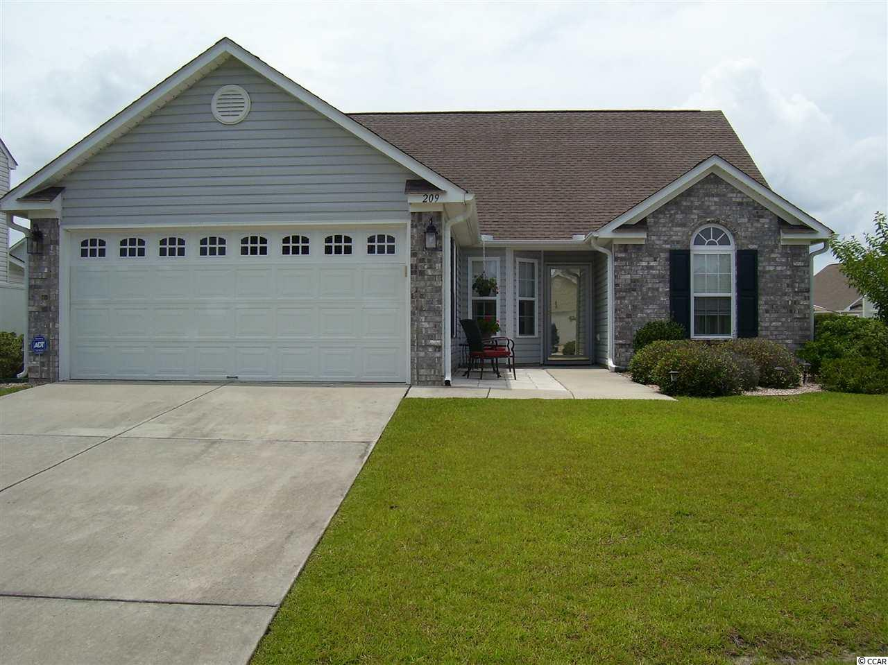 209 COLDWATER CIRCLE, Myrtle Beach, SC 29588