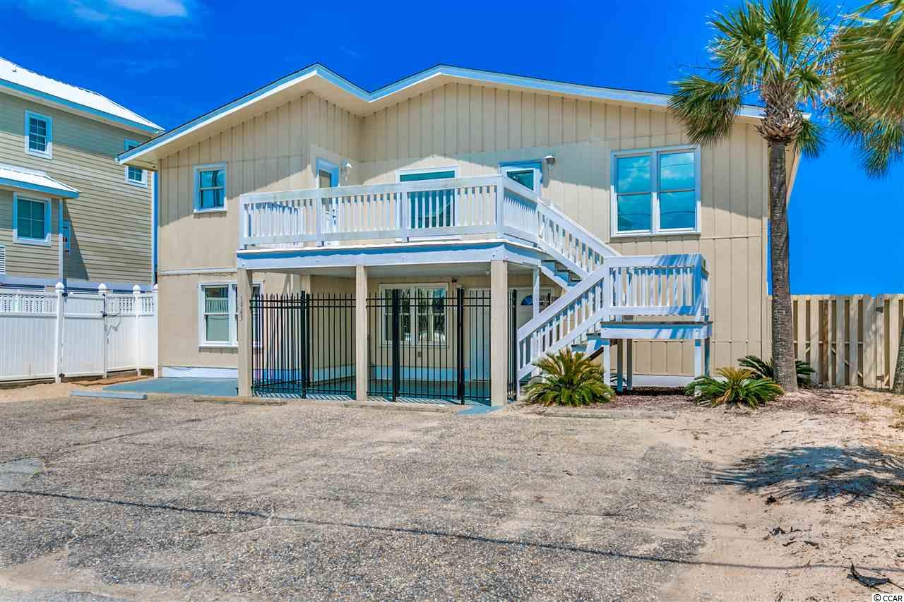Single Family Home for Sale at 1943 S Waccamaw Drive 1943 S Waccamaw Drive Garden City Beach, South Carolina 29576 United States