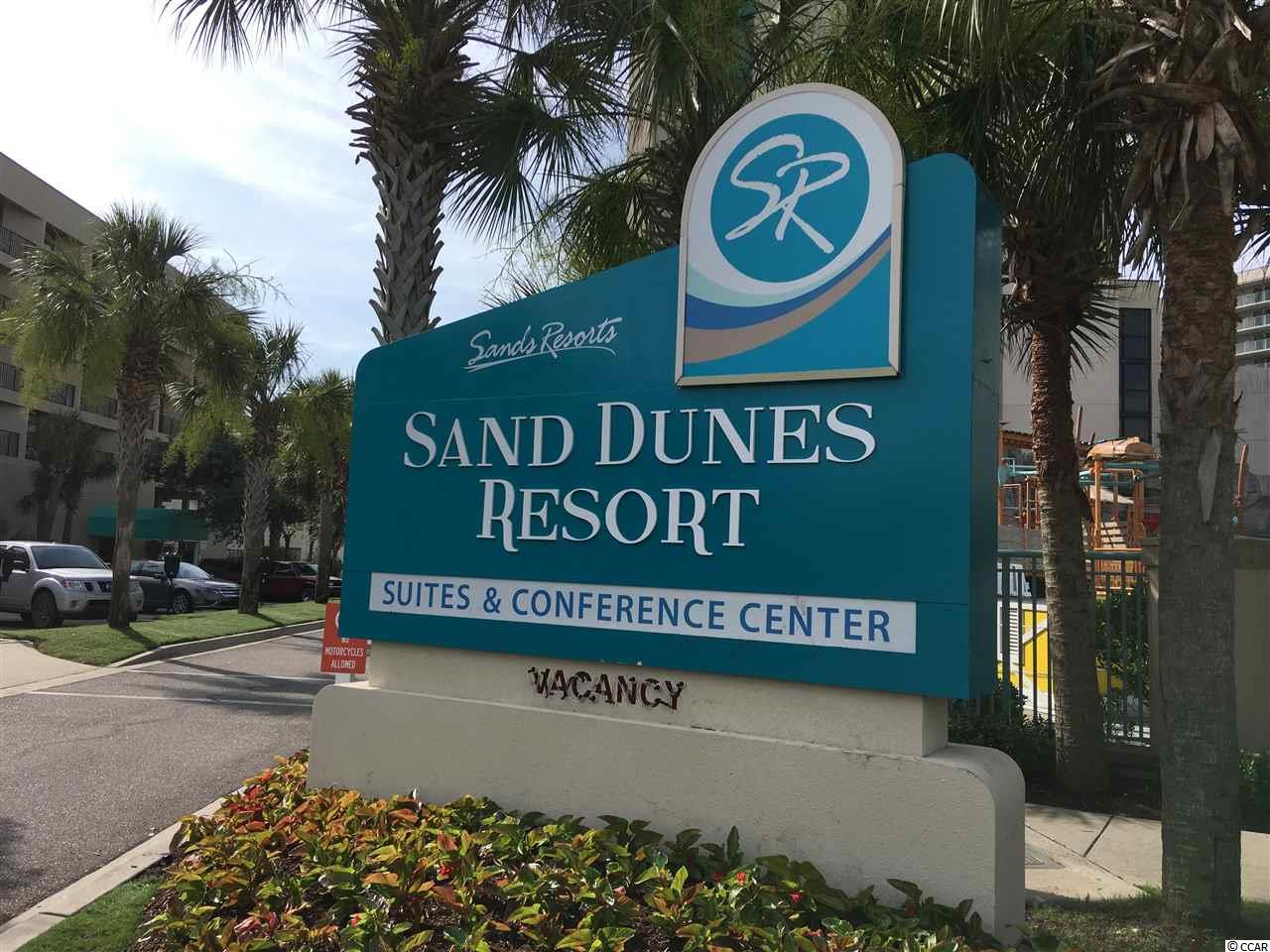 Sand Dunes Oceanfront Tower condo for sale in Myrtle Beach, SC