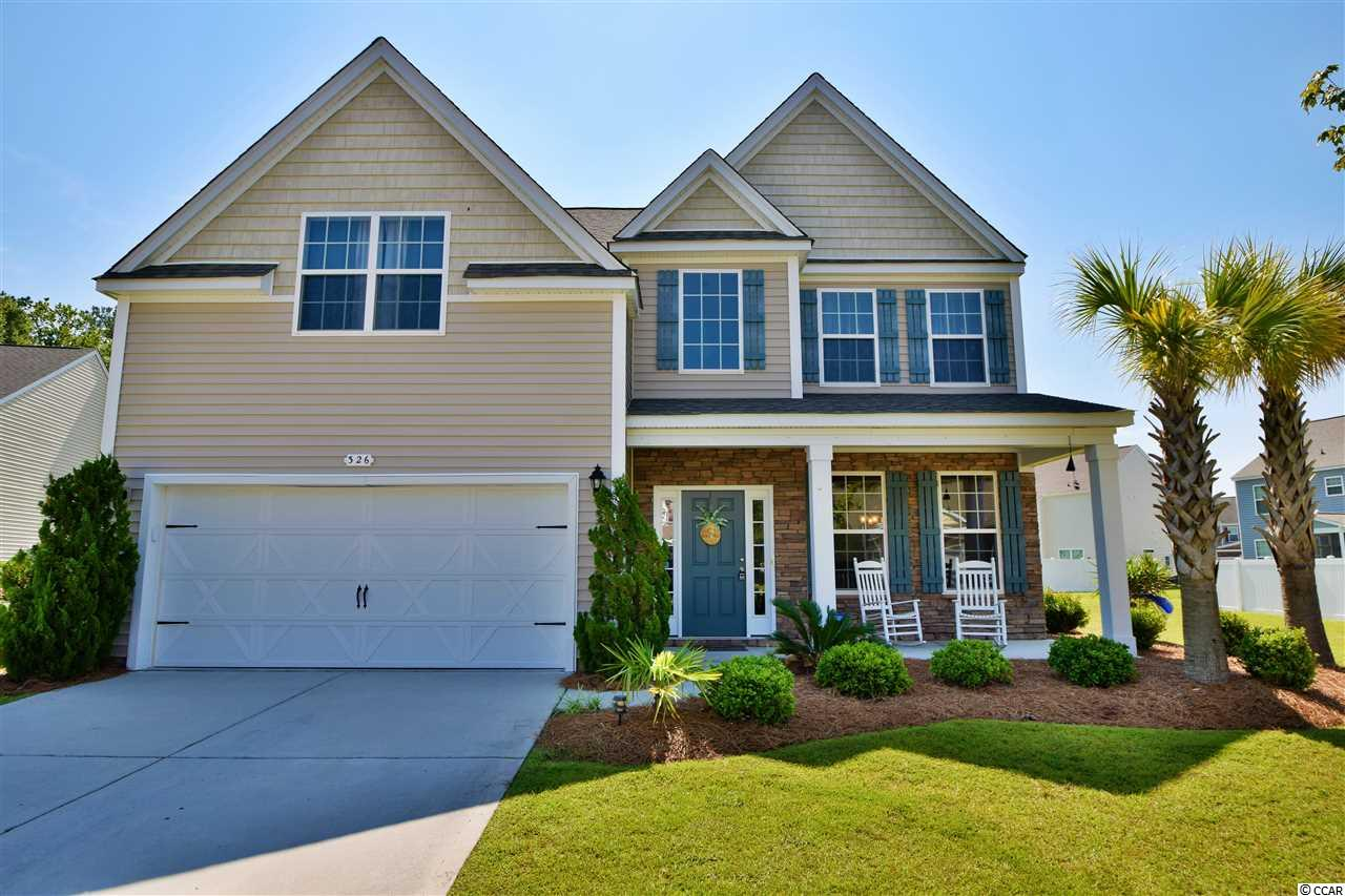 326 Burchwood Lane, Myrtle Beach, SC 29588