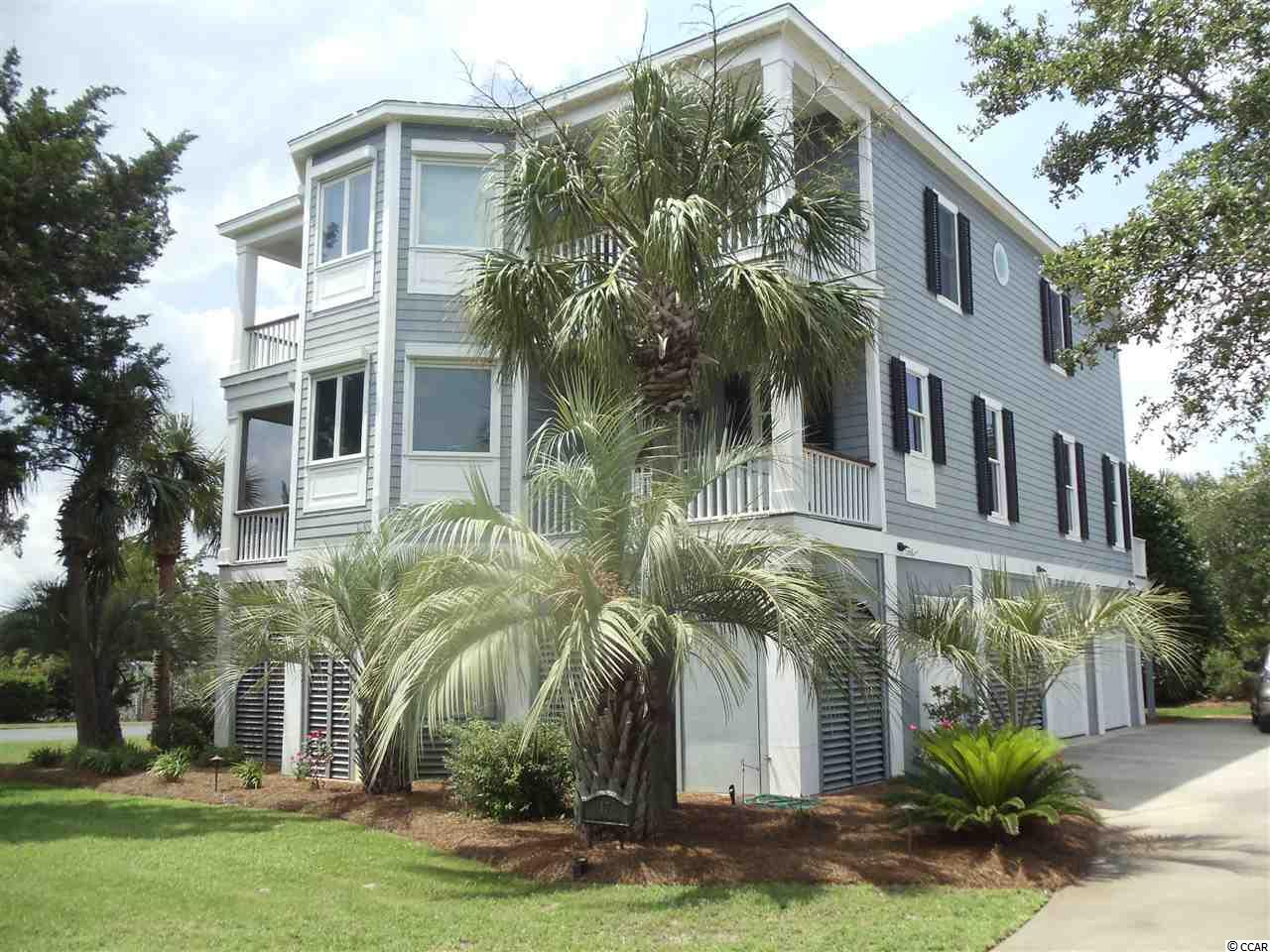 Single Family Home for Sale at 17 Charlestowne Grant 17 Charlestowne Grant Pawleys Island, South Carolina 29585 United States