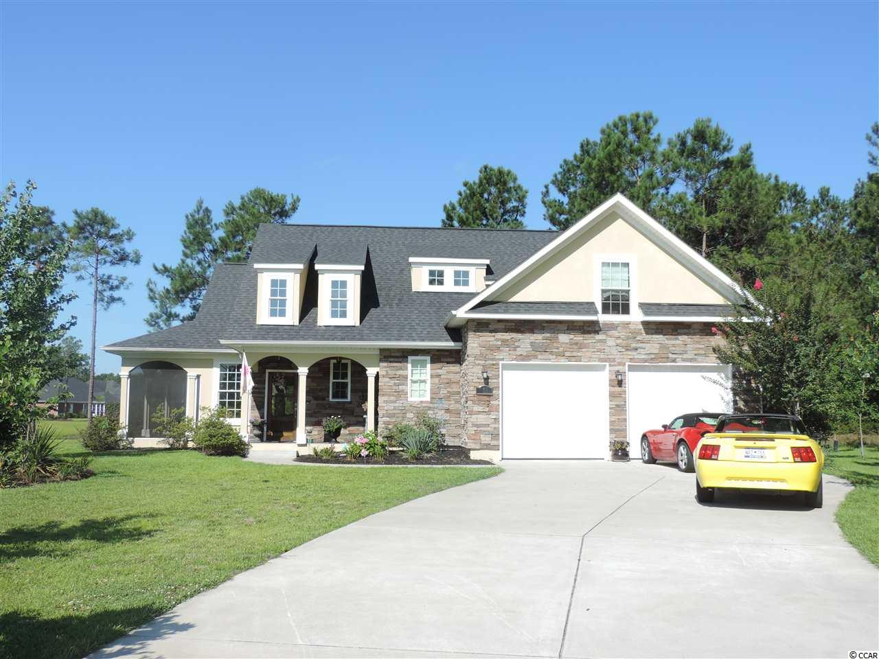 Detached MLS:1713325   613 Carsten Ct. Myrtle Beach SC