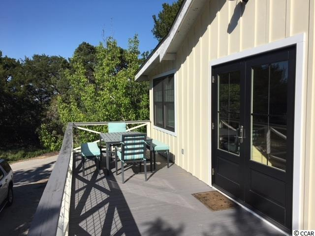 Don't miss this  2 bedroom Pawleys Island house for sale