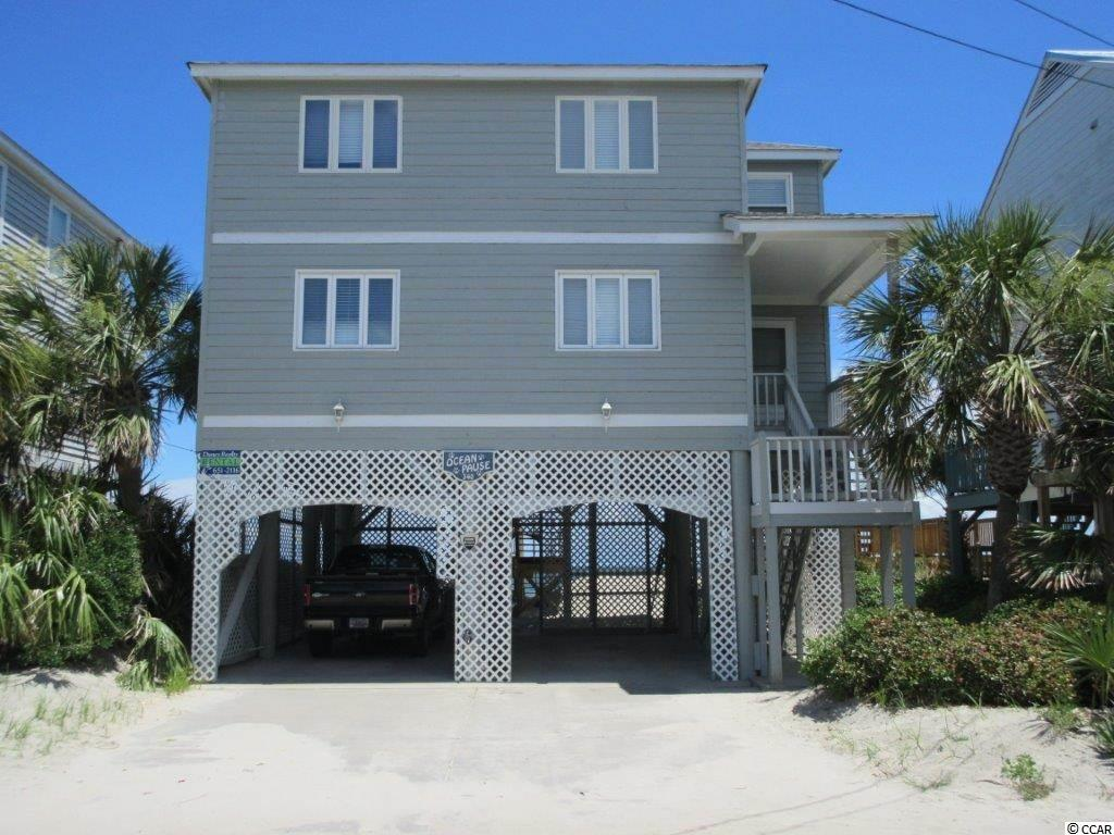 Single Family Home for Sale at 340 S Waccamaw 340 S Waccamaw Garden City Beach, South Carolina 29576 United States