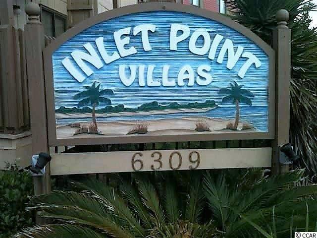 This property available at the  Inlet Point Villas in North Myrtle Beach – Real Estate