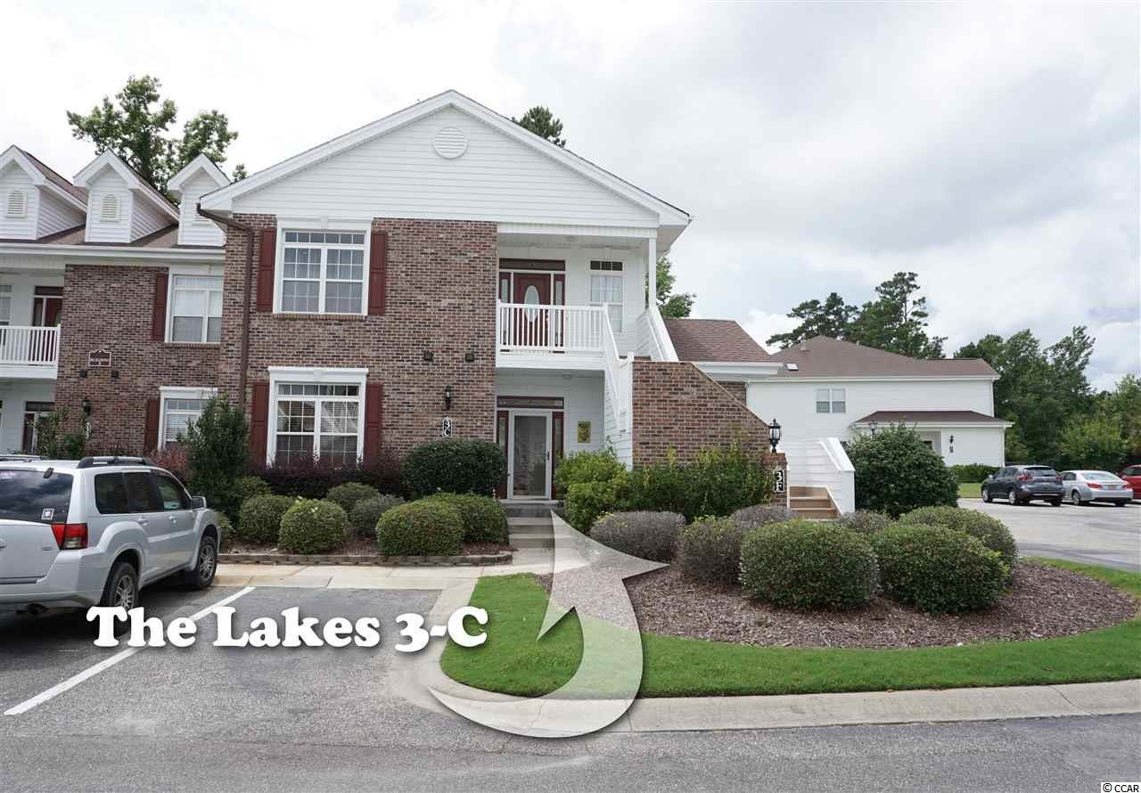 Condo MLS:1713558 THE LAKES @ BRN  8855 Radcliff Drive #3C Calabash NC