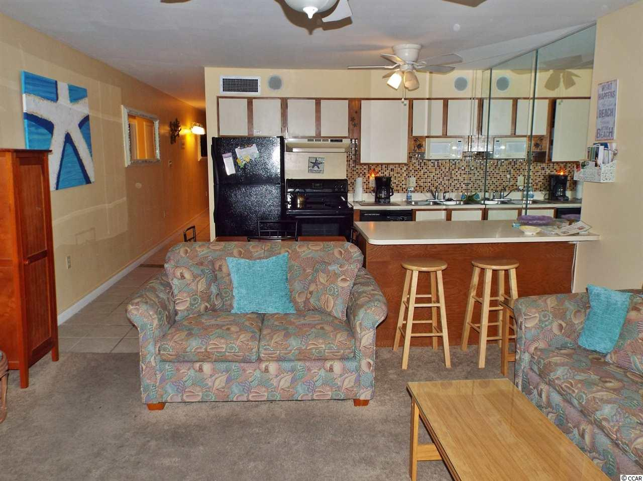 This property available at the  Royal Garden Resort in Garden City Beach – Real Estate