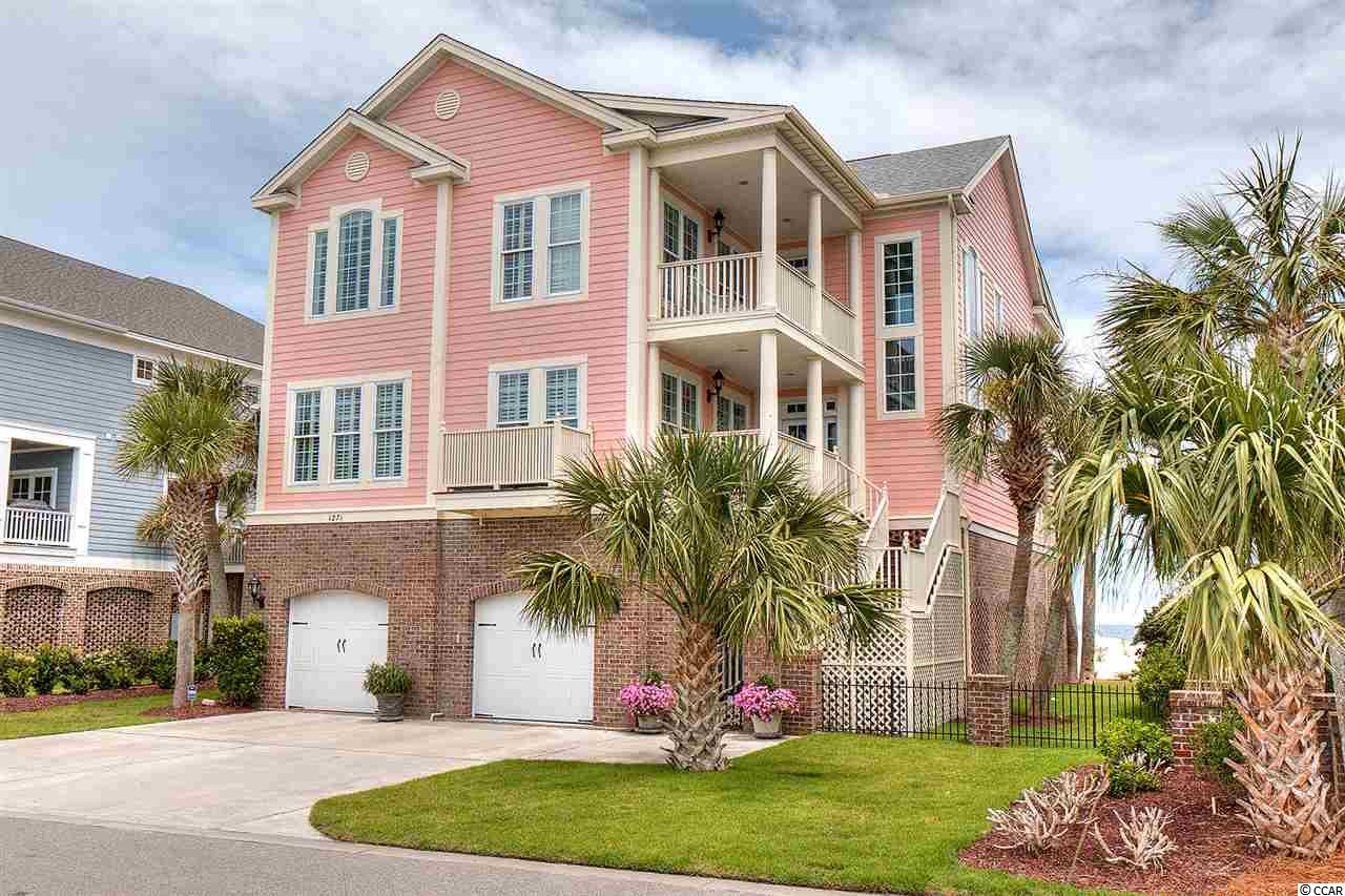 Single Family Home for Sale at 1271 Norris Drive 1271 Norris Drive Pawleys Island, South Carolina 29585 United States