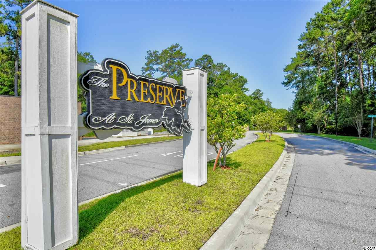 Preserve @ St. James condo for sale in Myrtle Beach, SC