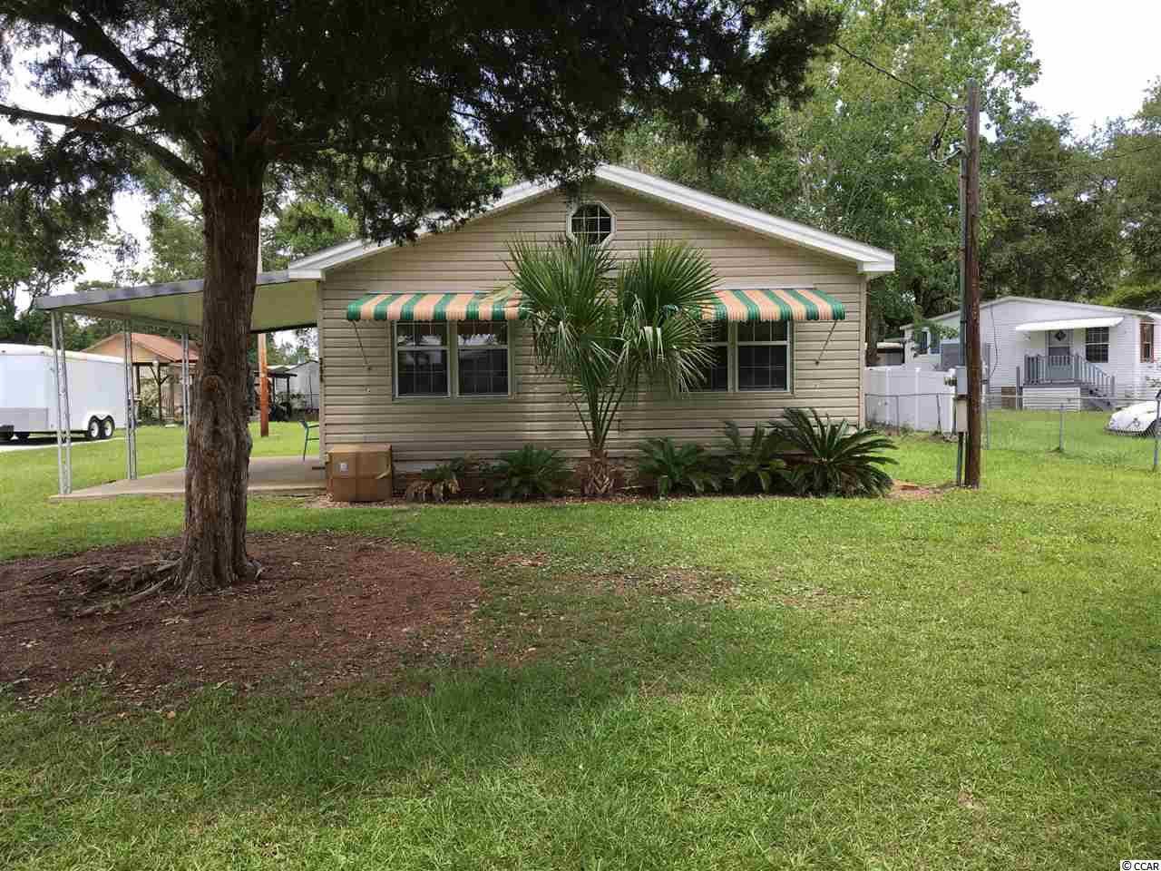 Single Family Home for Sale at 366 Calhoun Drive 366 Calhoun Drive Garden City Beach, South Carolina 29576 United States