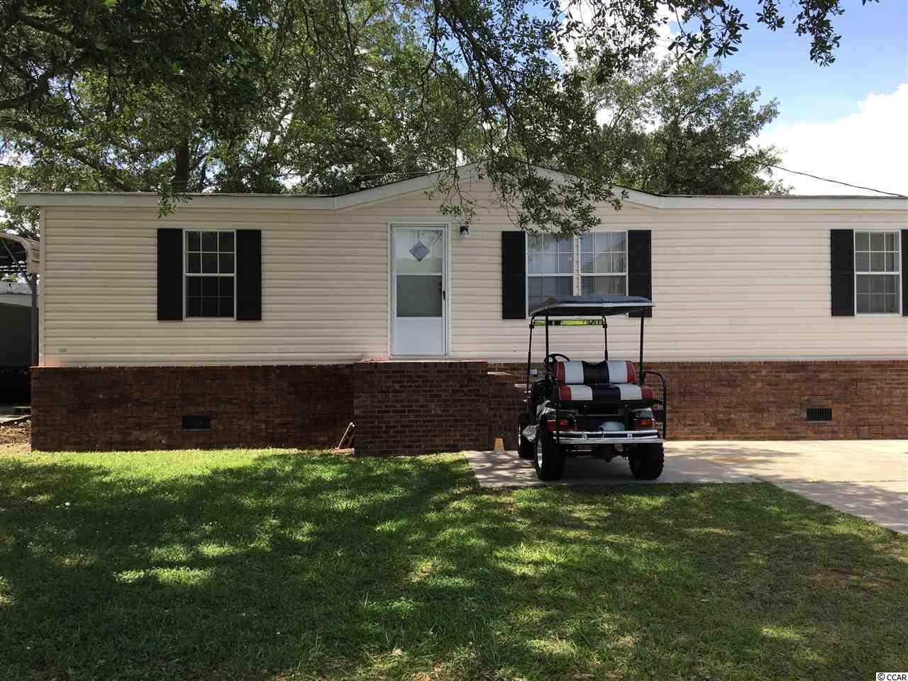 Single Family Home for Sale at 247 1/2 Woodland Drive 247 1/2 Woodland Drive Garden City Beach, South Carolina 29576 United States