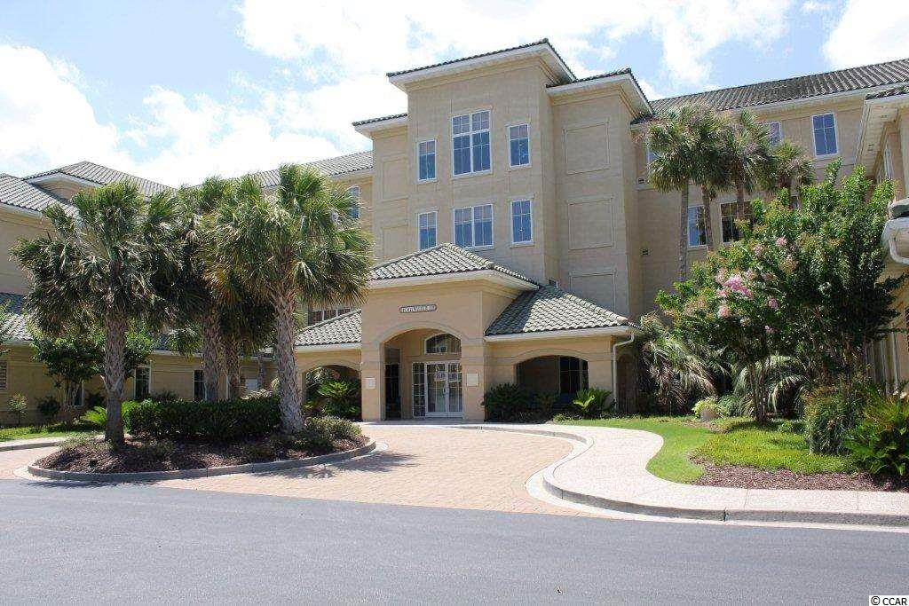 Golf Course View,Waterway View,End Unit Condo in Edgewater at Barefoot Resort : North Myrtle Beach South Carolina