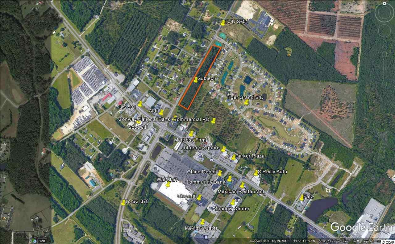 Acreage for Sale at - Cultra Road - Cultra Road Conway, South Carolina 29526 United States