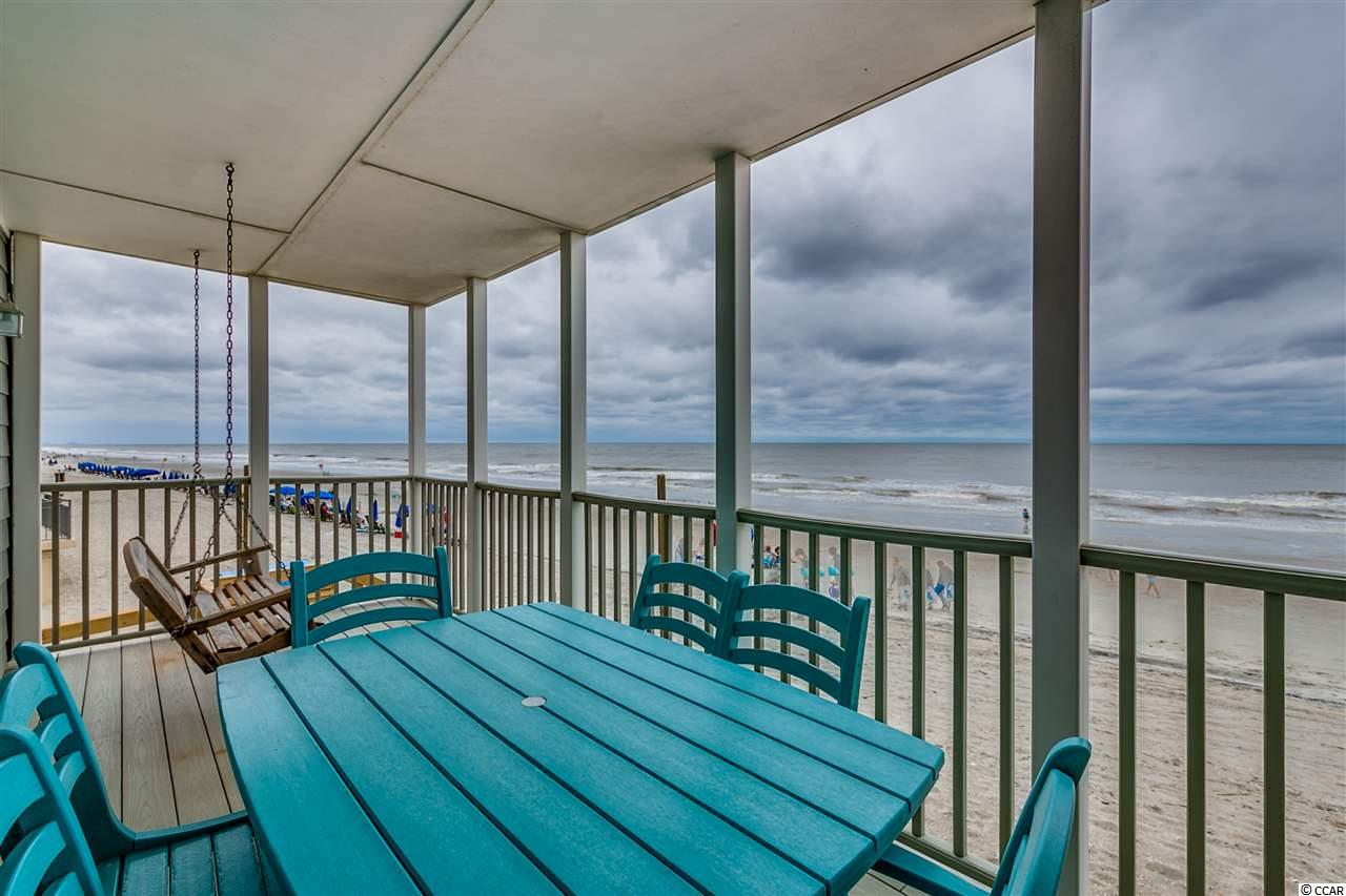 Ocean Townes condo at 1530 N Waccamaw Drive, Unit 1 for sale. 1713994