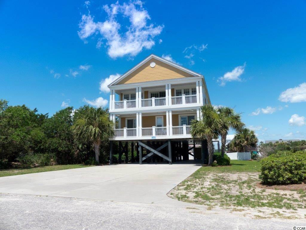 Single Family Home for Sale at 1894 Dolphin Street 1894 Dolphin Street Garden City Beach, South Carolina 29576 United States