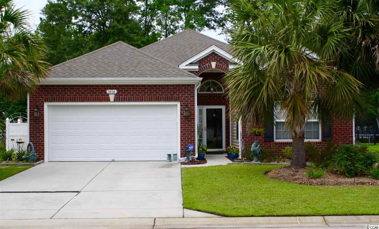 Detached MLS:1714064   2838 Farmer Brown Ct. Myrtle Beach SC