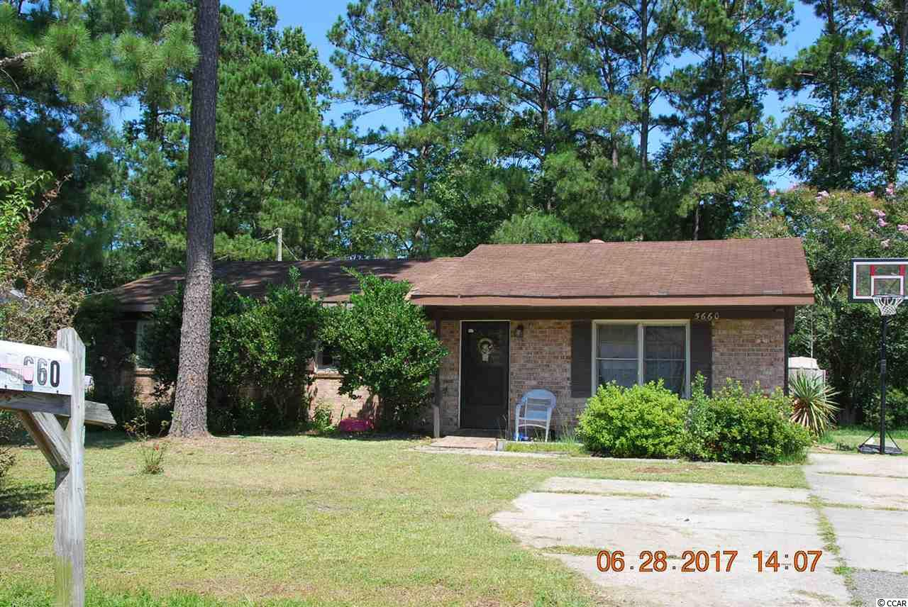 Detached MLS:1714168   5660 Dogwood Circle Myrtle Beach SC