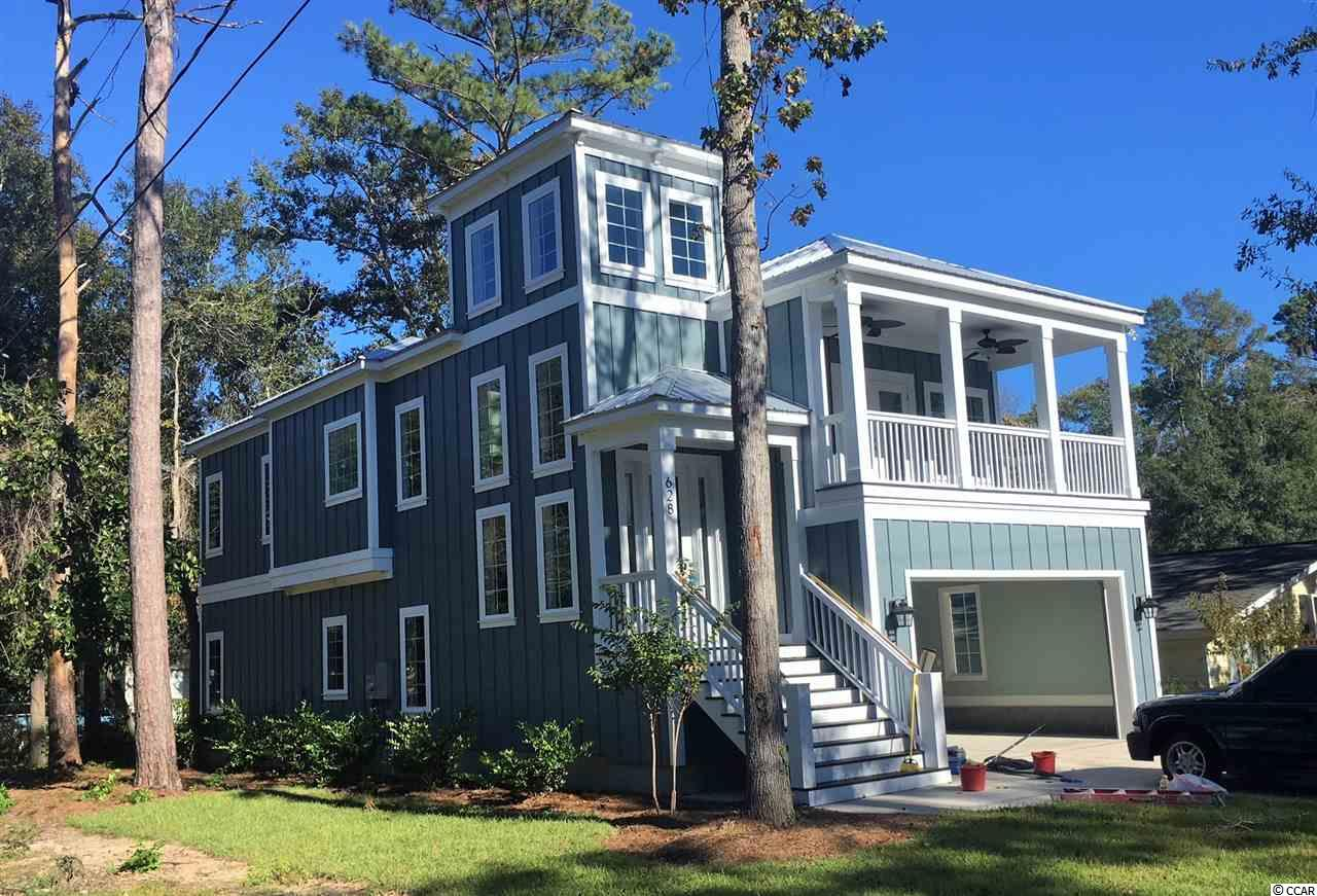 Single Family Home for Sale at 628 1st Ave N 628 1st Ave N Surfside Beach, South Carolina 29575 United States