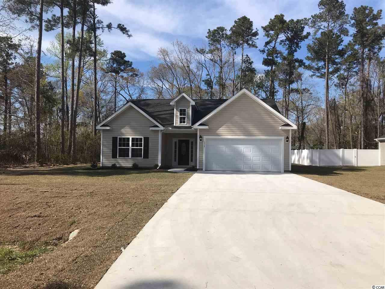 Single Family Home for Sale at Lot 10 Kings Road Lot 10 Kings Road Conway, South Carolina 29526 United States