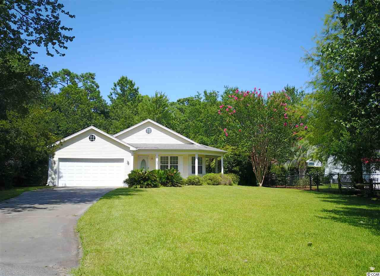 Single Family Home for Sale at 46 Pilot House Place 46 Pilot House Place Pawleys Island, South Carolina 29585 United States