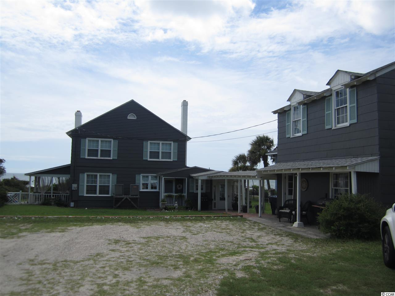 Single Family Home for Sale at 6210 N Ocean Blvd 6210 N Ocean Blvd Myrtle Beach, South Carolina 29577 United States