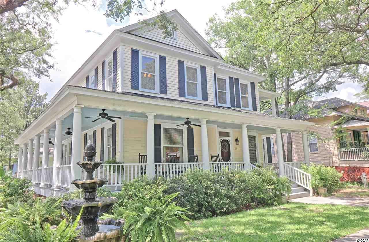Single Family Home for Sale at 201 KING STREET 201 KING STREET Georgetown, South Carolina 29440 United States