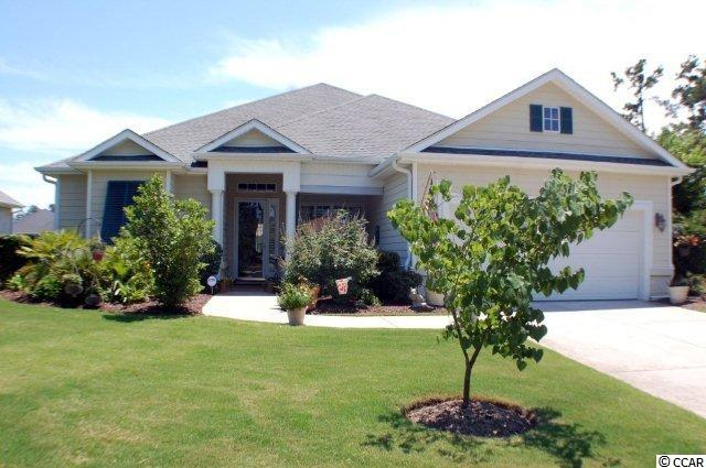 Single Family Home for Sale at 319 Cog Hill Court 319 Cog Hill Court Murrells Inlet, South Carolina 29576 United States