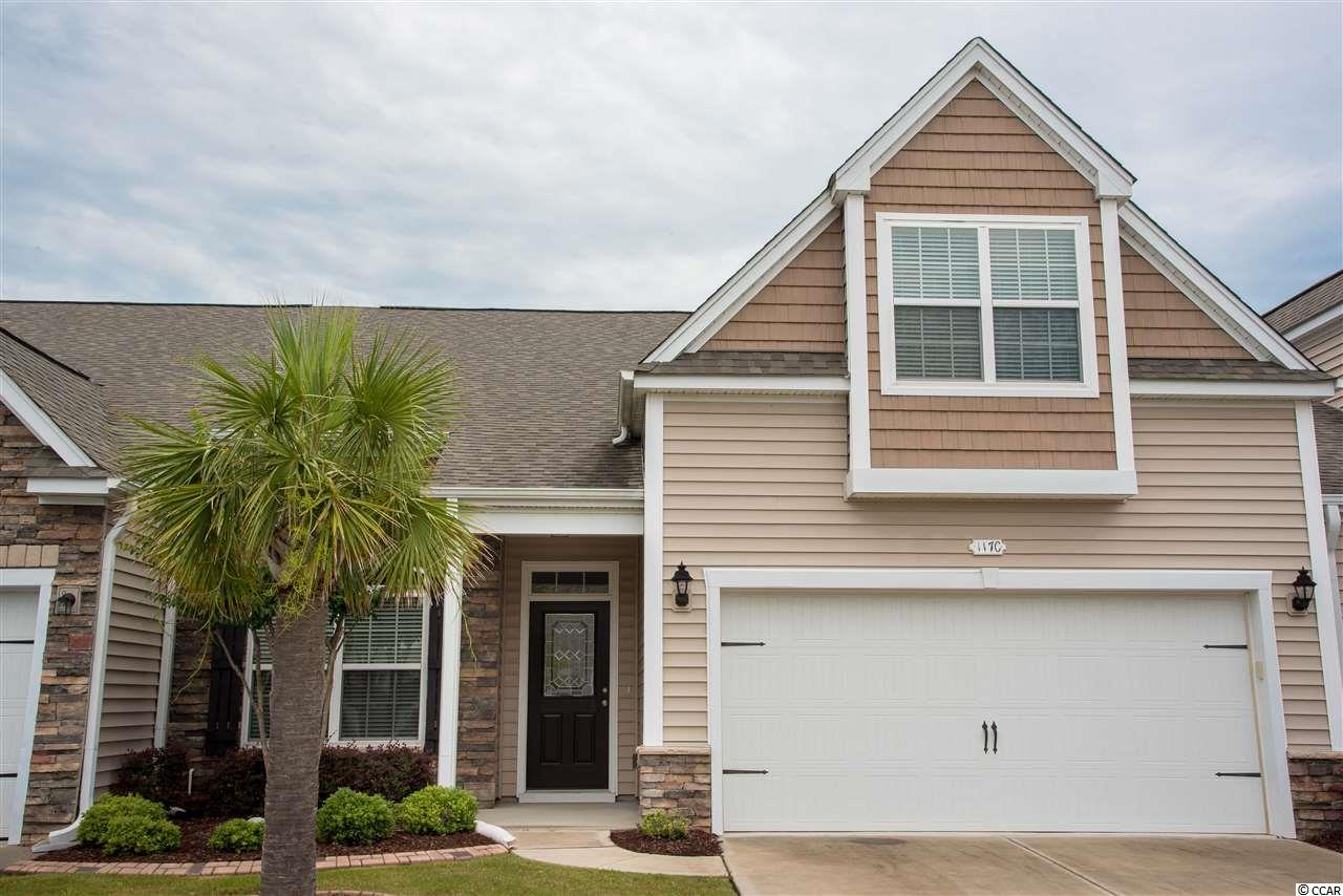 Townhouse MLS:1714522 Parmelee Townhomes - Murrells In  117C Parmelee Drive Murrells Inlet SC