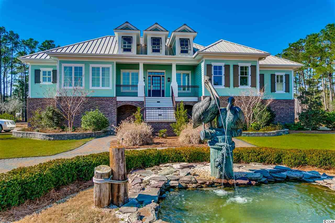 Single Family Home for Sale at 10198 McDowell Shortcut Road 10198 McDowell Shortcut Road Murrells Inlet, South Carolina 29576 United States