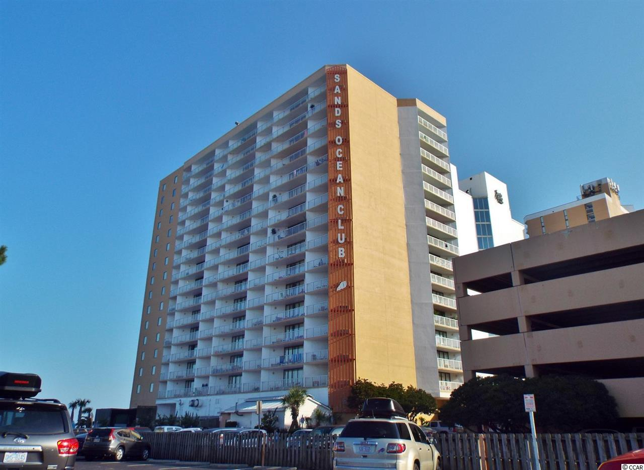 Ocean Front Condo in SANDS OCEAN : Myrtle Beach South Carolina