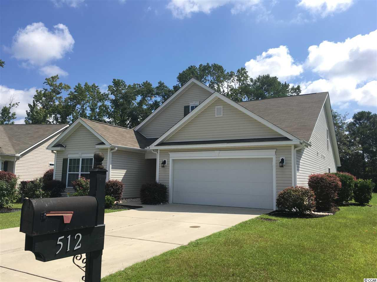 512 Running Deer Trail, Myrtle Beach, SC 29588