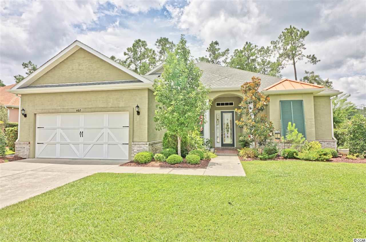 Single Family Home for Sale at 402 Valhalla Lane 402 Valhalla Lane Murrells Inlet, South Carolina 29576 United States