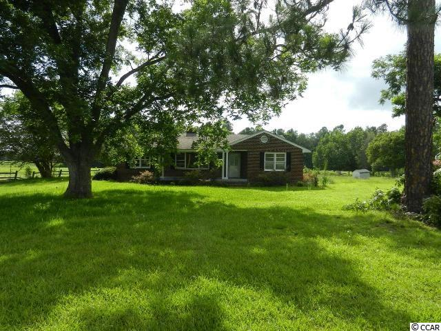 Ranch for Sale at 7415 Spring Branch Road 7415 Spring Branch Road Nichols, South Carolina 29581 United States
