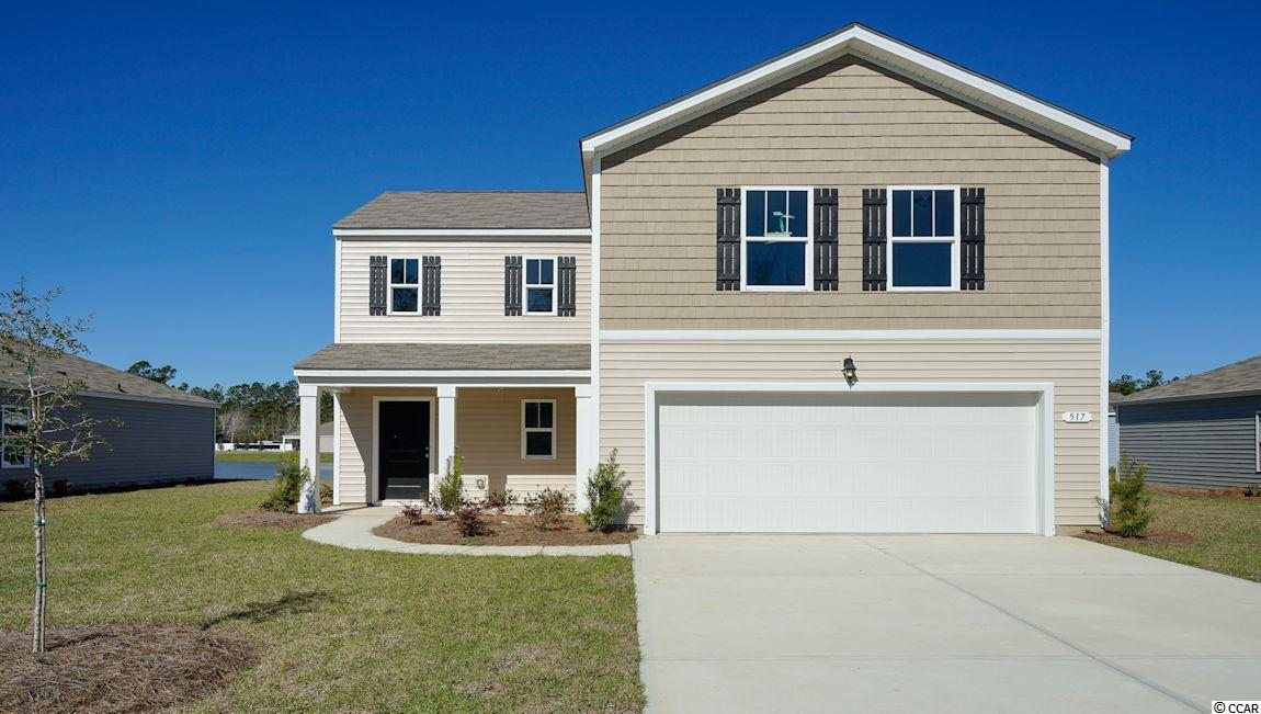 Single Family Home for Sale at 517 Affinity Drive 517 Affinity Drive Myrtle Beach, South Carolina 29588 United States